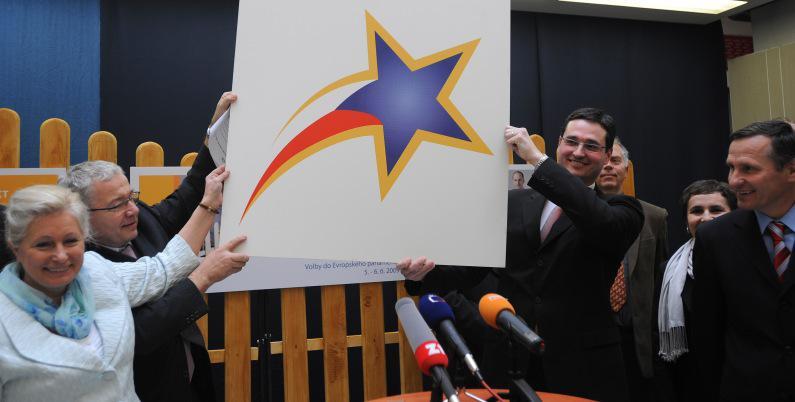 Logo KDU-ČSL pro evropské volby
