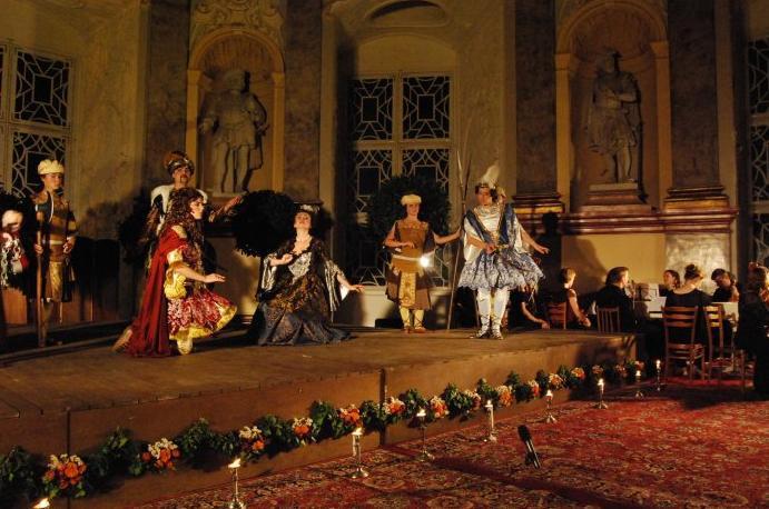A. Vivaldi: Argippo