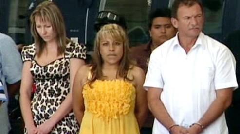 Zatčení členové drogového kartelu