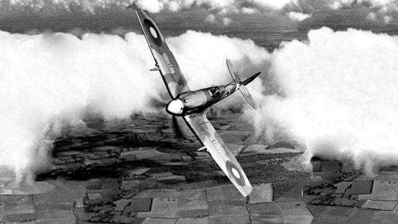 Spitfire - letadlo RAF