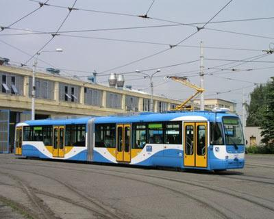 Ostrava - tramvaj