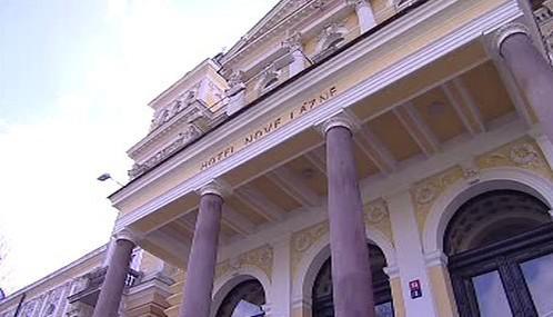 Hotel Nové Lázně