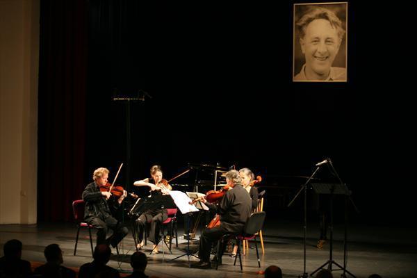 Koncert při  otevření Centra Bohuslava Martinů