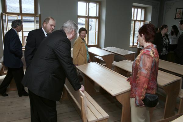 Historická třída  Bohuslava Martinů