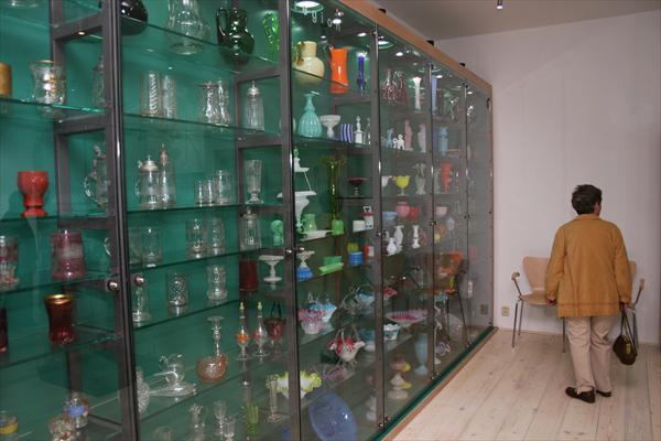 Výstava horáckého skla