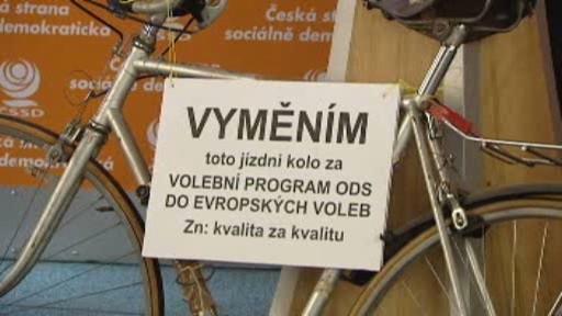 Volební kolo ČSSD