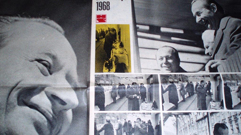Mladý svět z května 1968