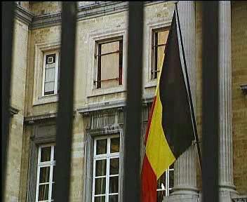 Belgická vlajka
