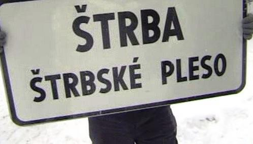 Štrbské pleso