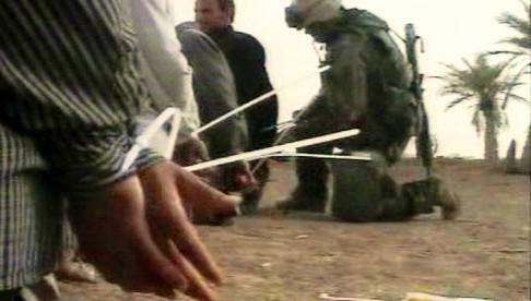 Iráčtí zajatci