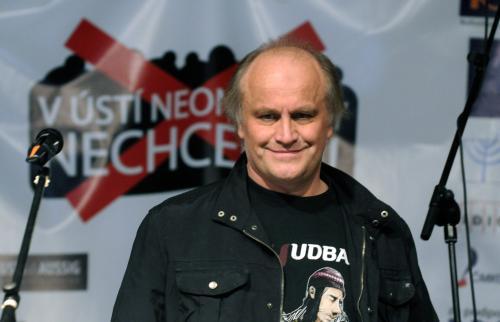 Michael Kocáb s kapelou Pražský výběr II