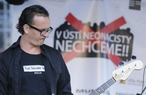 Koncert proti neonacistům