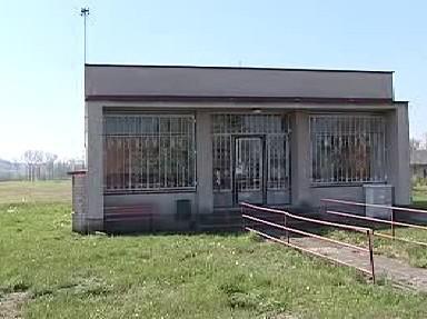Uzavřená vesnická prodejna