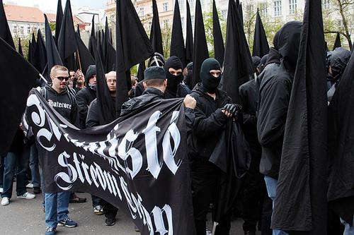 Pochod pravicových radikálů