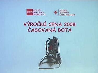 ČASovaná bota 2008