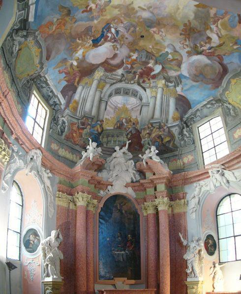 Kaple Božího těla v Olomouci
