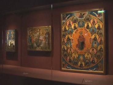 Byzantské umění -  Petit Palais v Paříži
