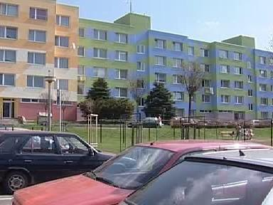 Bytové domy ve Volarech