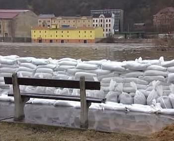 Povodeň v Ústí nad Labem