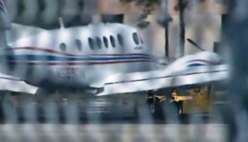Dvoumotorový letoun King Air