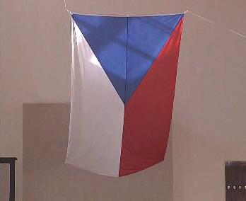 Státní vlajka ČR