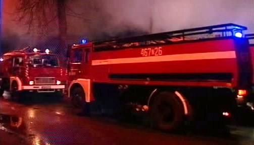 Polští hasiči