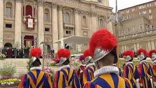 Papežská garda