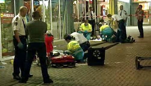 Střelba v Rotterdamu