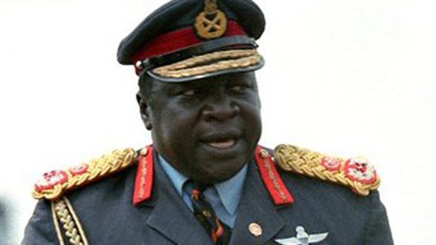 Generál Idi Amin