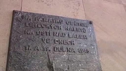 Pomník obětem náletů