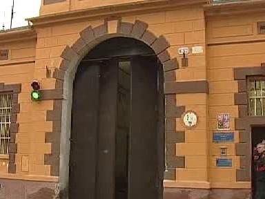 Borská věznice v Plzni