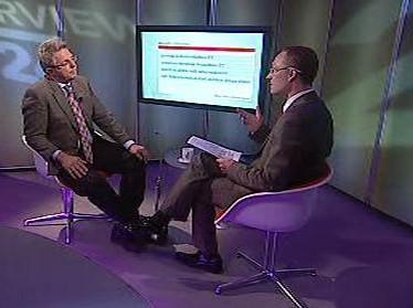 Jiří Baumruk v Interview ČT24