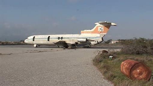 Mezinárodní letiště v Nikósii