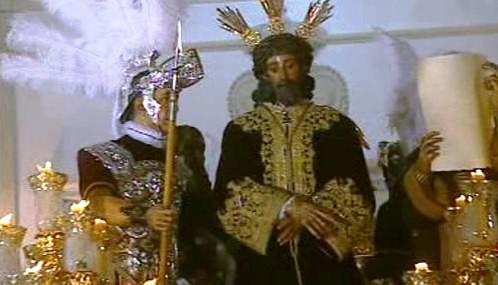 Oslavy Velkého pátku ve Španělsku