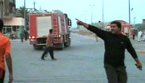 Iráčtí hasiči