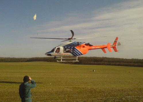 Vrtulník letecké záchranné služby
