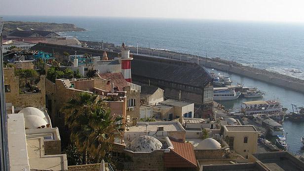 Tel Aviv - přístav Jaffa