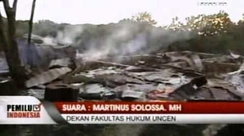Násilí v Indonésii