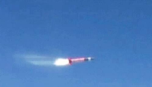 Izraelská raketa Arrow 2