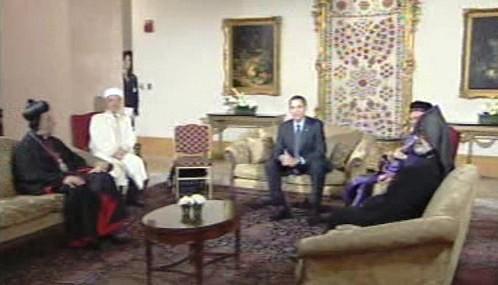 Obama se setkal s tureckými duchovními vůdci