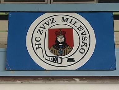 Logo hokejového klubu ZVVZ Milevsko