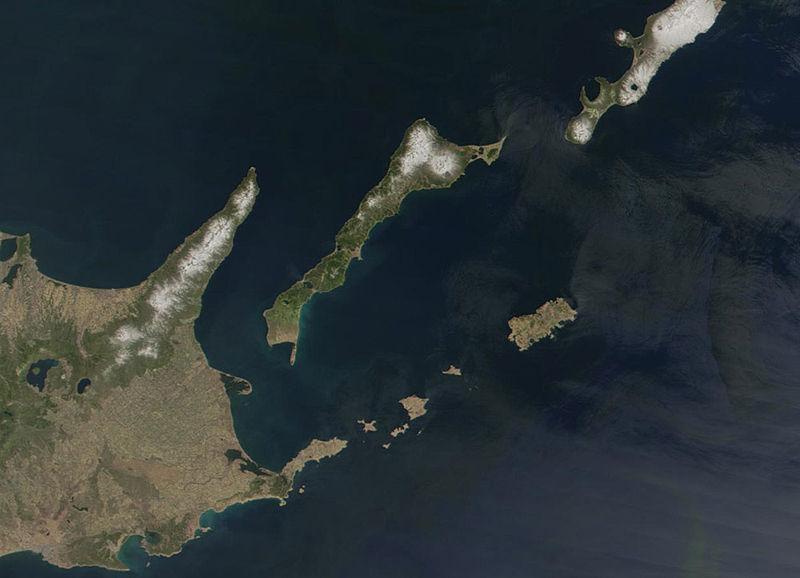 Kurilské souostroví