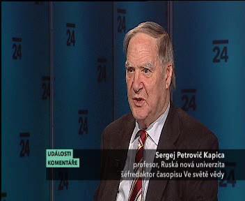 Prof. Sergej Kapica