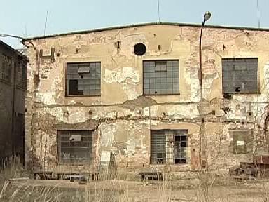 Objekt v areálu firmy Deprag