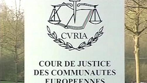 Evropský soudní dvůr