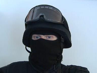 Příslušník ozbrojených složek