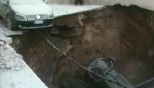 Zemětřesení ve střední Itálii