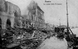 Zemětřesení v Messině 1908