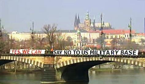 Protest proti radaru