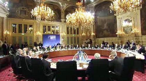 Summit NATO ve Štrasburku